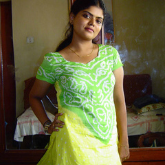 Neha in green and yellow Indian - India - XXX Dessert - Picture 6