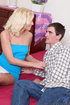 Horny teen Justine Taylor gets her sweet pink…