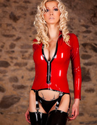Unflinching Latex Passion