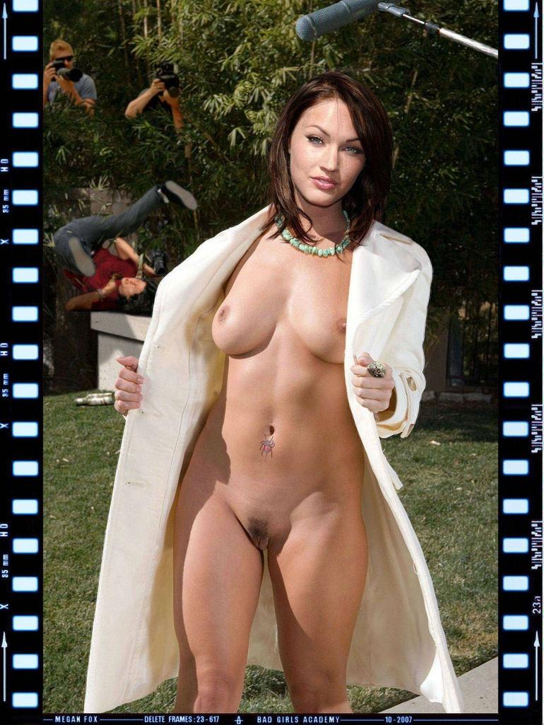 Megan Foxs Super Hot Fake Hardcore