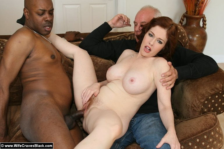 All internal redheaded gets her pussy filled by 2 cocks 5