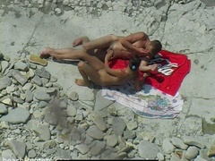 Nude tanned babe fondled and fucked - - XXX Dessert - Picture 5
