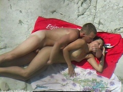 Nude tanned babe fondled and fucked - - XXX Dessert - Picture 12