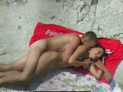 Nude tanned babe fondled and fucked - - XXX Dessert - Picture 13