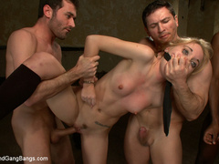 Pom Pom Girl gets fucked by her - Xxx group - XXX Dessert - Picture 3