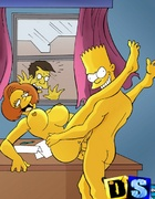 The Simpsons pussies