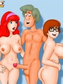 Scooby Doo porn - Nude cartoon - Picture 4