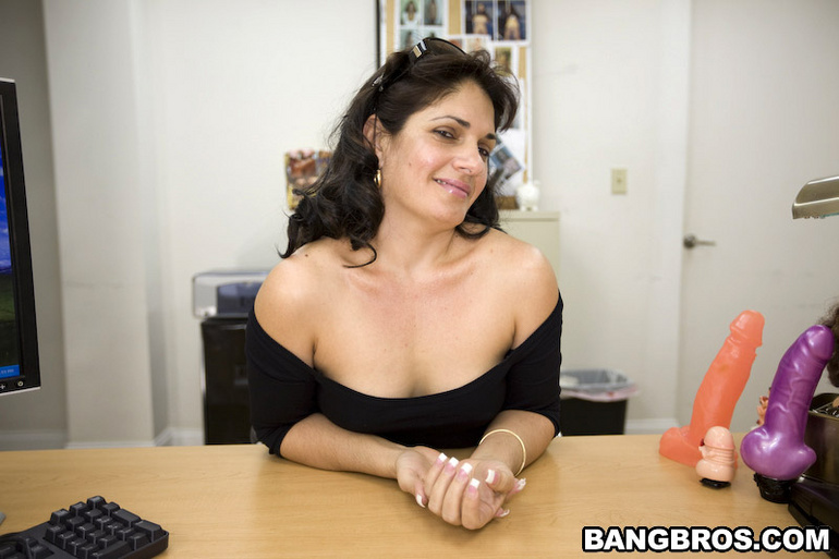 Spanish Milf's Need Cock Too! We're Not Pickye Over Her At Bangbros