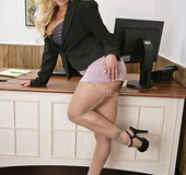 Shyla Stylez needs wants to fuck at work