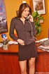 Busty office girl Austin Kincaid needs help with…