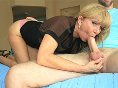Sexy shaped young wife trying anal at the first time.