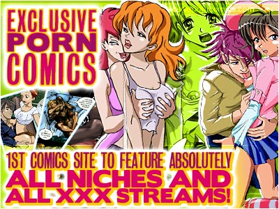 Exclusive Porn Comics