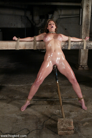 voluptuous christina bound flogged