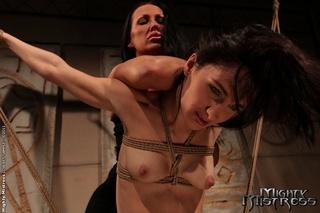 very skinny aleksandra tortured