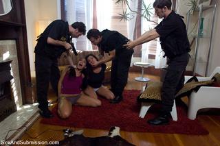 girls house raided rough