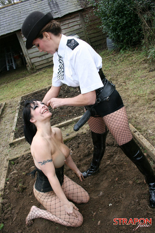 police woman jane catches