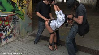 natural latin girl dominated