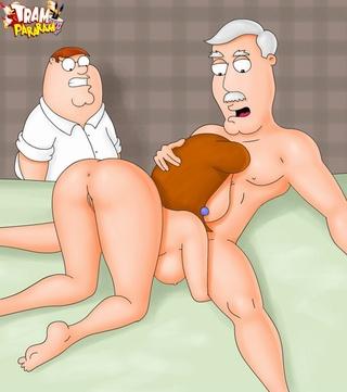 Lois griffin fucked deep