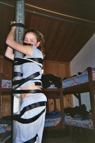 amateur girls cuffed and