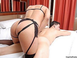 hot latina spanks bad