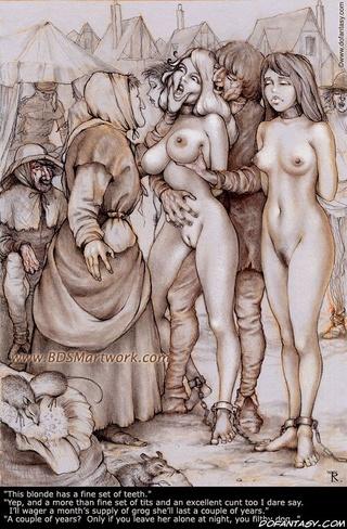 Xxx sex slave drawings