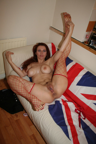 naugty british housewife sexy