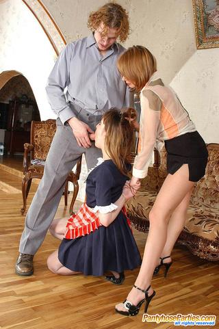 lewd french maid control