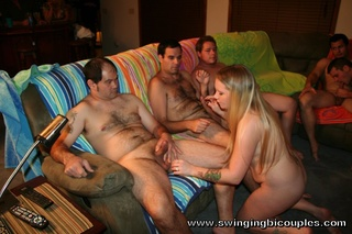 experienced swingers involve young