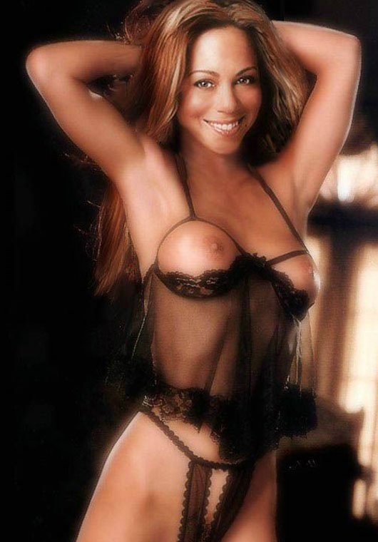 Hots Mariha Carey Nude Pic