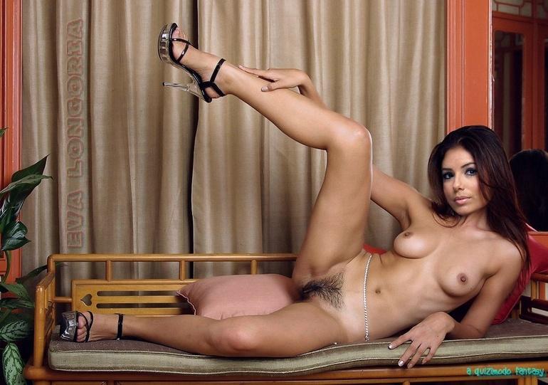 Naked Eva Longoria Nude Photo Scenes