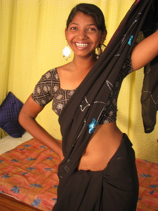 young indian girl with