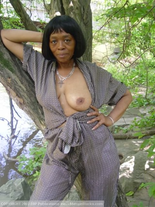 Elderly Black Women Naked